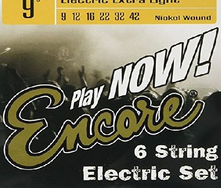 Guitar Strings Extra Light [Set of 9]